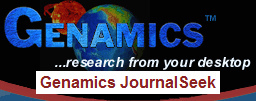 Logo Genamics Journal Seek